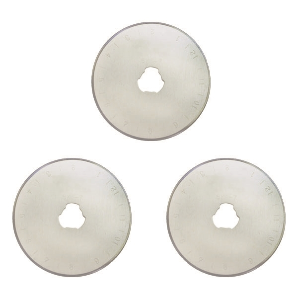 Picture of 28MM ROTARY CUTTER REPLACEMENT BLADE 3 PACK